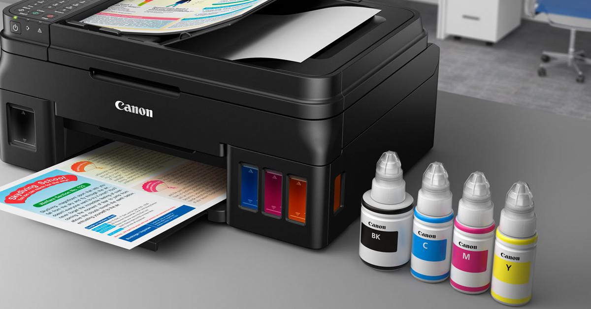 Harga tinta printer Canon 2019