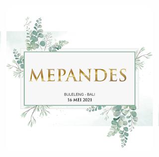 160521 MEPANDES GAYATRA DAN SAUDARA AT BULELENG - BALI