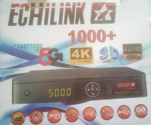 EHILINK-1000+,Echolink 1000+,Echolink latest software,ECHILINK1000+