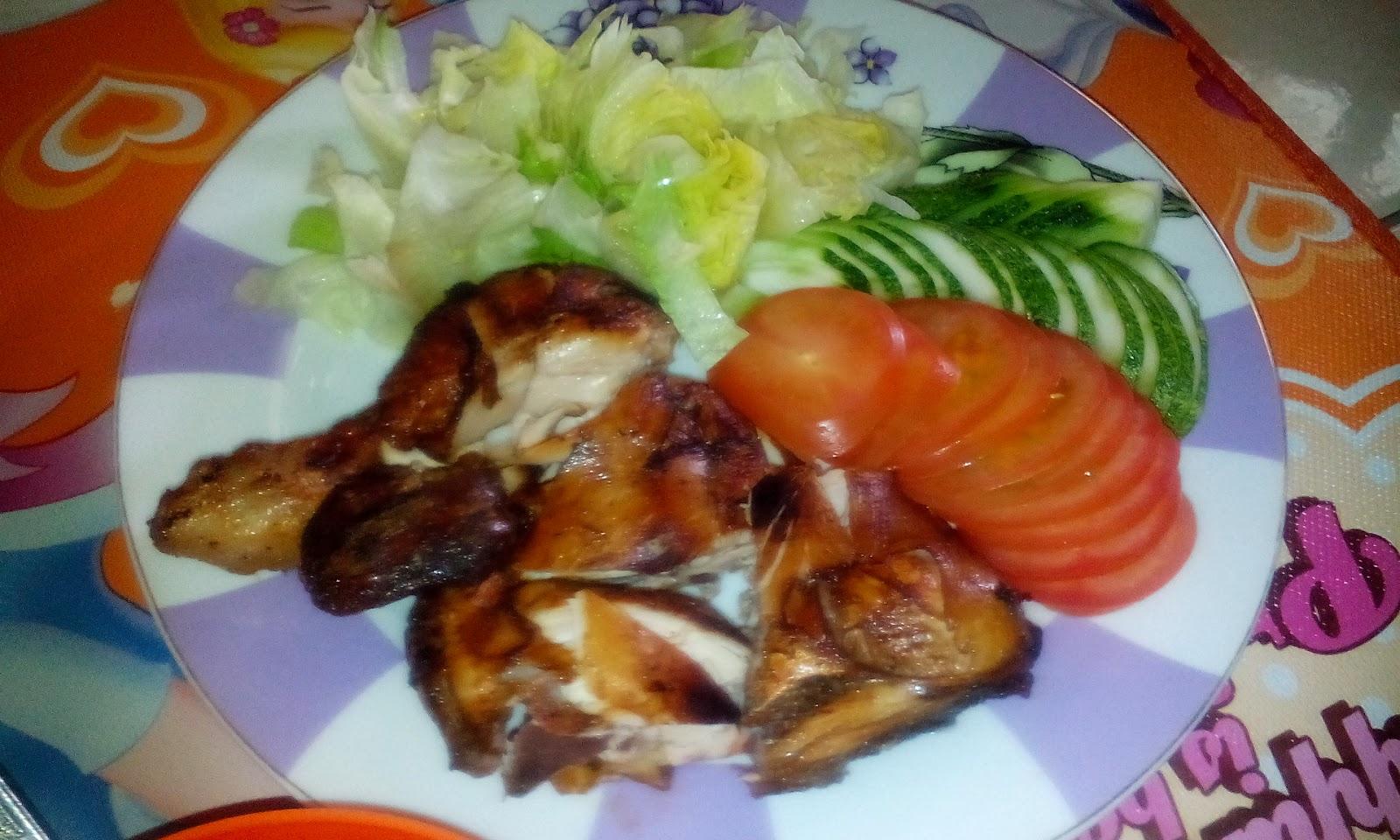 Nasi Ayam Yang Berbeza Drpd Pernah Sy Masak Sebelum Ini Sangat Sedap
