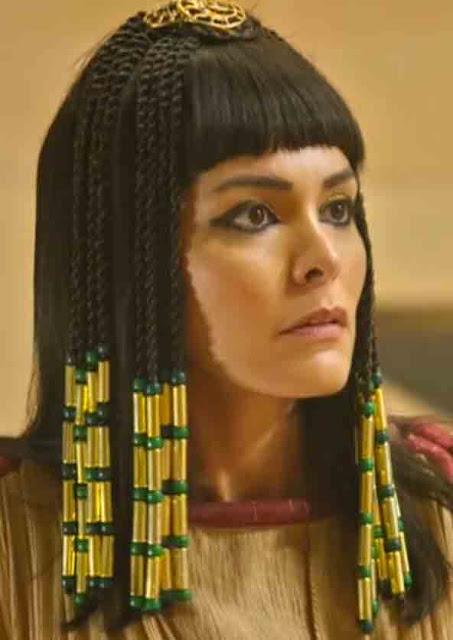 Novela Gênesis Egipcias