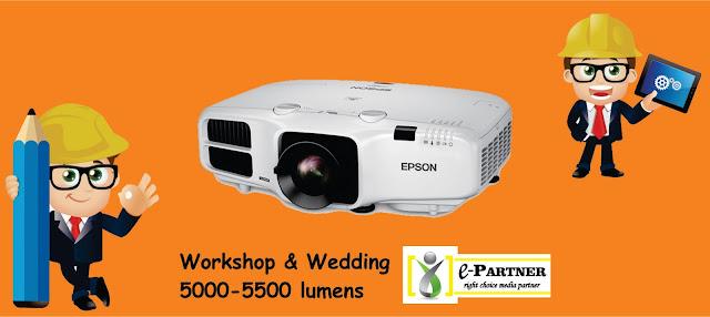pusat sewa proyektor 5000 lumens surabaya