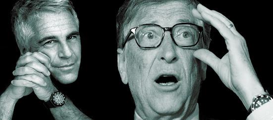 Bill Gates Jeffrey Epstein Microsoft divorce technology sex trafficking CIA Mossad blackmail crime corruption mainstream media cover-up