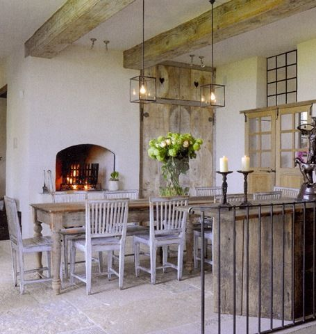 33 European Farmhouse Style Interiors Decor Inspiration
