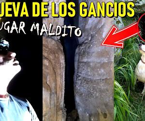La leyenda de La Cueva de los Gancios (Un Lugar Maldito)