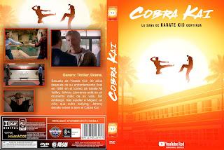 [SERIE DE TV] COBRA KAI - 2018