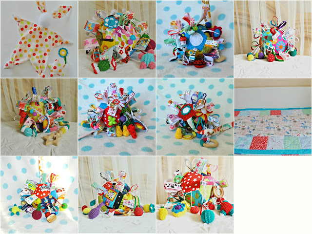 the ball handmade multicolored rainbow children kids  babies baby babyball game,  fine  motor_ skills  earlier_ development of the ball  patchwork  quilt