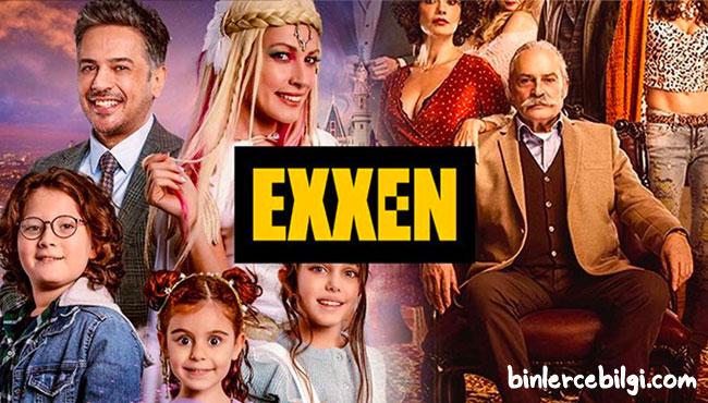 Exxen'de ailece izlenebilecek bazı program tavsiyeleri.