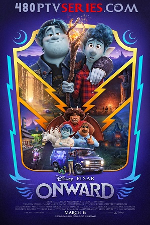 Onward (2020) Full English Movie Download 480p 720p HD-CAM thumbnail