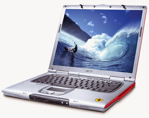 Acer Laptop Ferrari 3200 Specifications, review and driver download