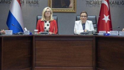 هولندا تكشف عن رغبتها في تعزيز علاقتها الاقتصادية مع تركيا