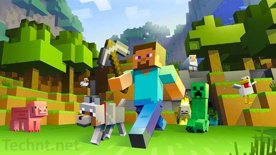 قريبا سوق ماين كرافت لشراء المواد وملحقات اللعبة عن طريق Minecraft Coins عملة إفتراضية - التقنية نت - technt.net