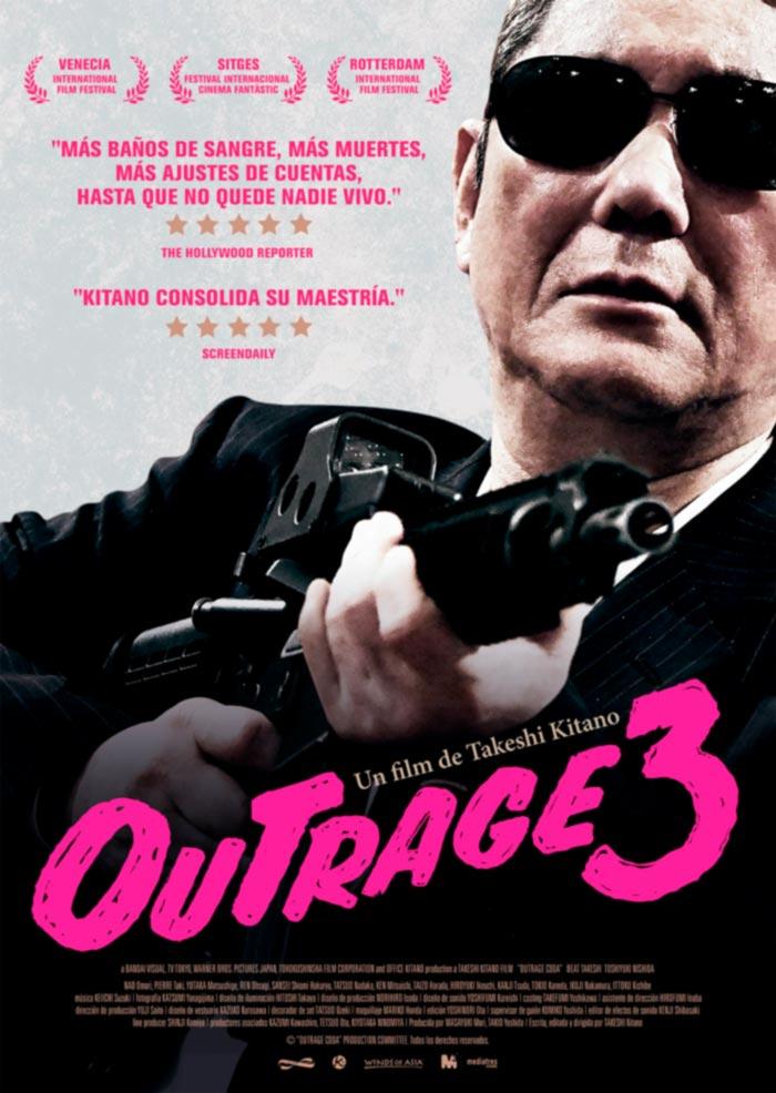 Outrage 3 (Takeshi Kitano) - Mediatres Estudio