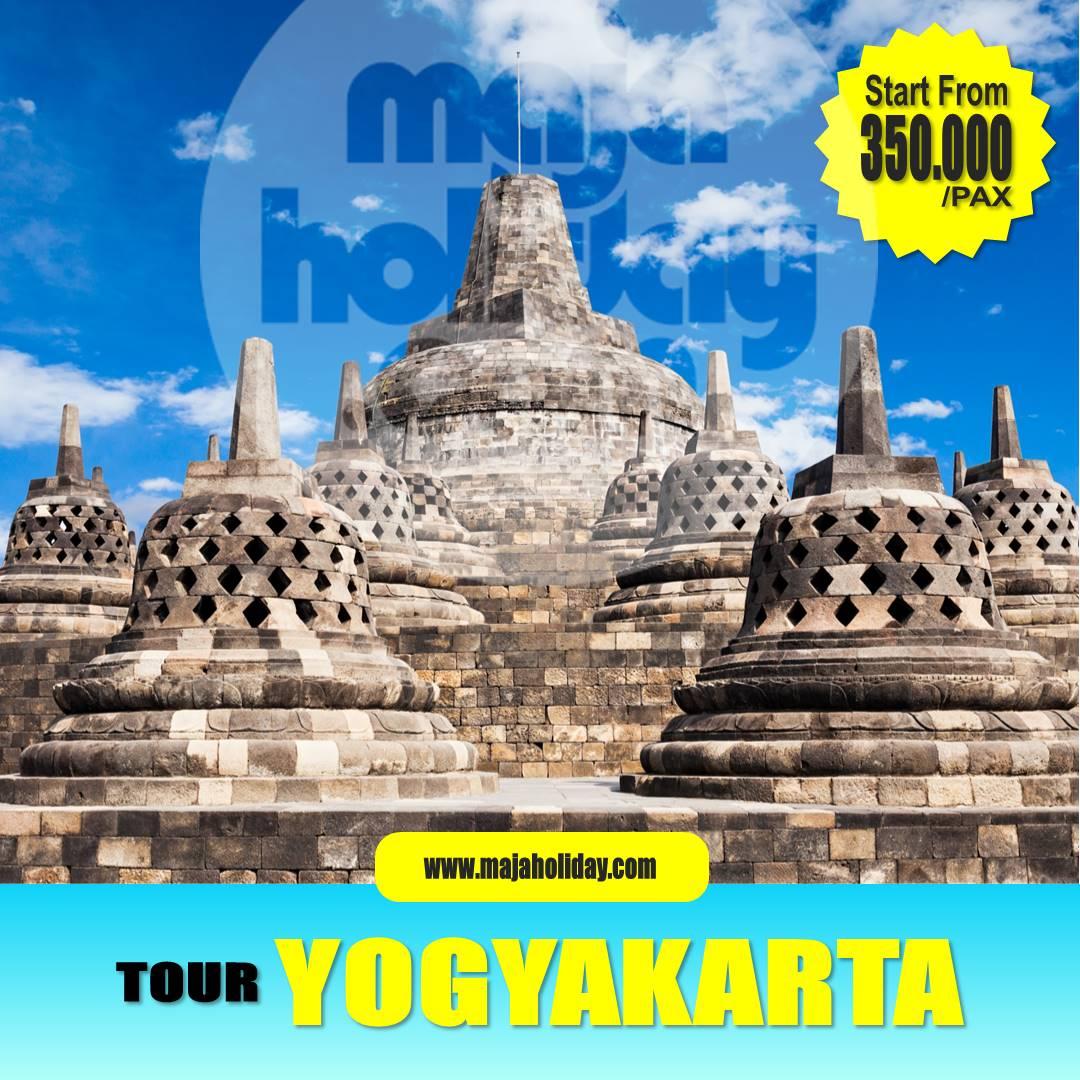 Cover Tour Ke Yogyakarta
