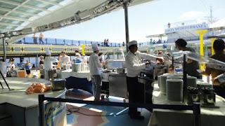 O último cruzeiro a bordo do Costa Mediterranea: Rumo à nova casa de lata