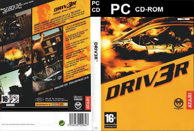 Driv3r (2005) pc review and full download | old pc gaming.