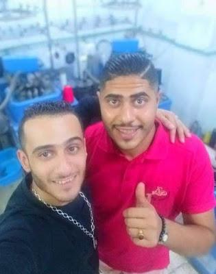 صديق محمد عيد, ضحية قطار طنطا, شاب مجتهد, جرى على لقمة العيش,