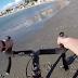 Vídeo del entrenamiento de Mathieu Van der Poel en la Playa de Benicassim