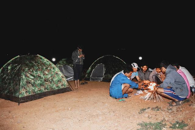 Pawna Lake Camping, Pune