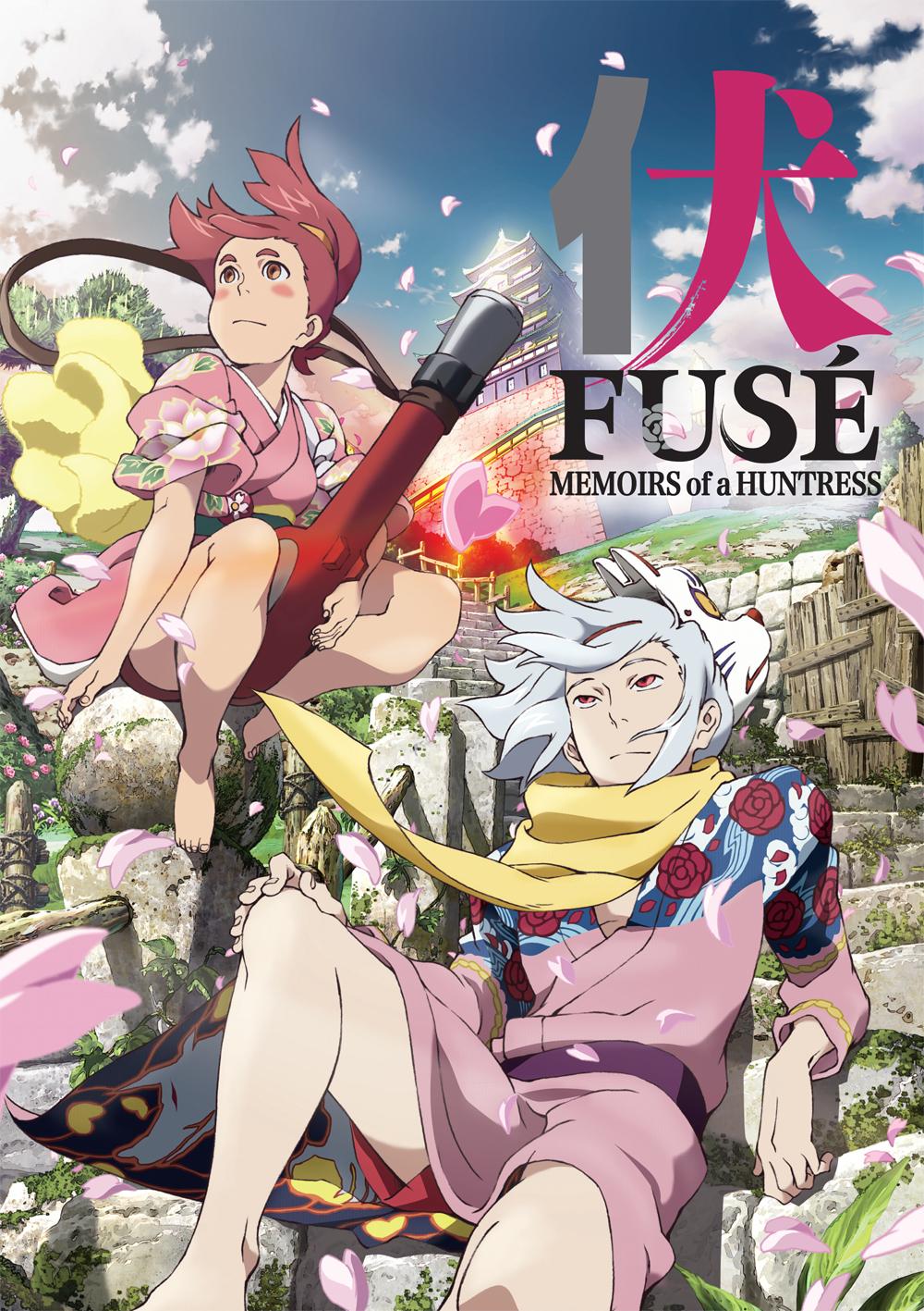 Nữ Thợ Săn -Fusé: Memoirs of a Huntress