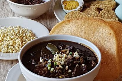 Resep Rawon Daging: Resep Masakan Rumahan Dengan Bumbu Yang Sedap