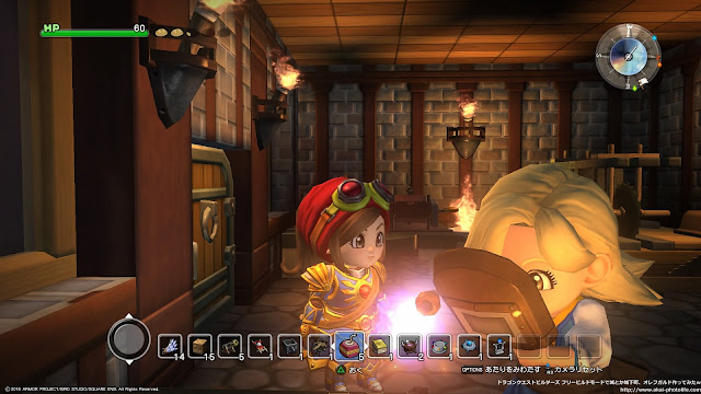 dragonquest builders Workshop