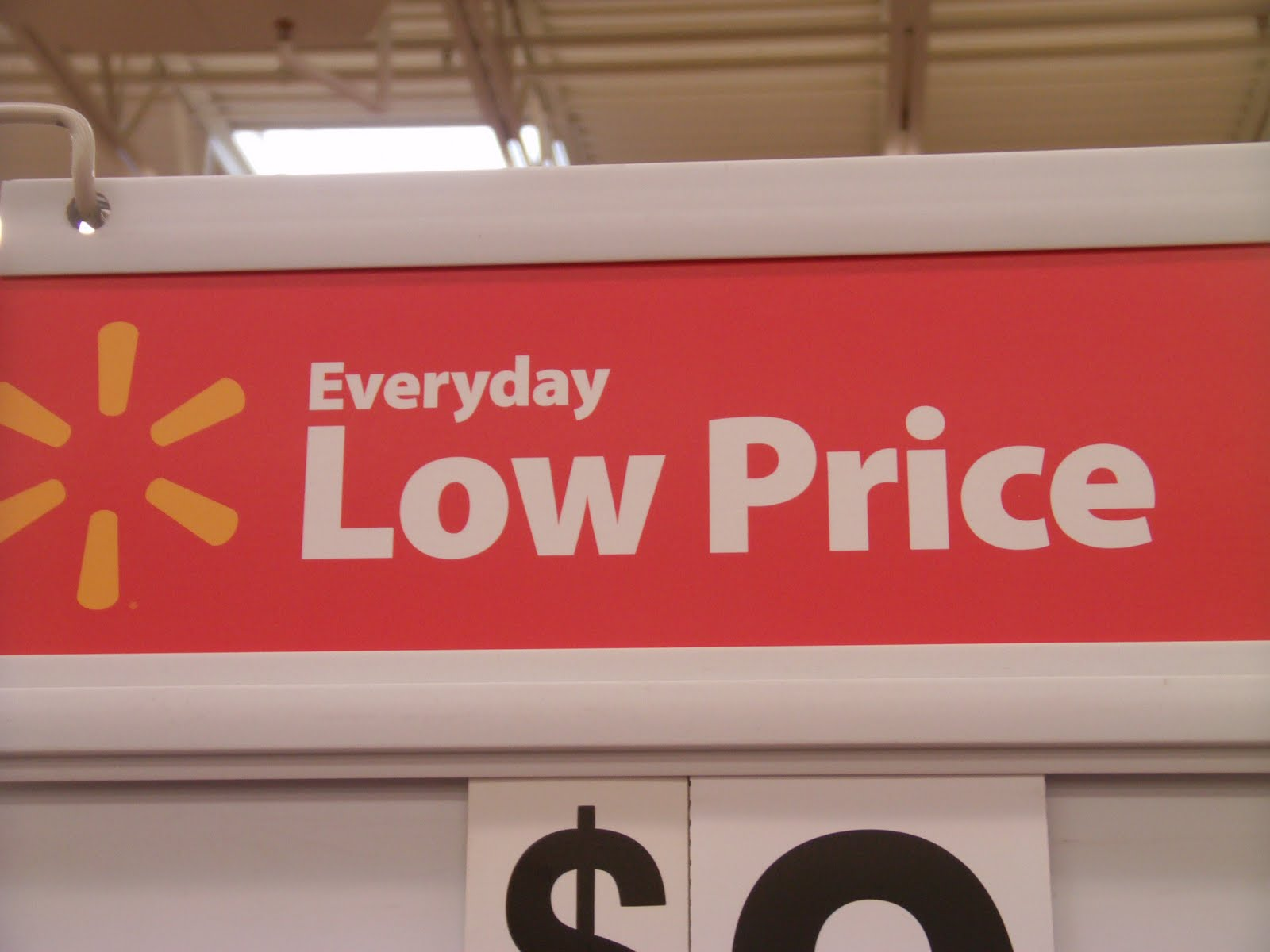 Wal mart stores every day low prices