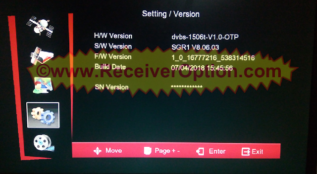 1506T HD RECEIVER SOFTWARE WITH XTREAM IPTV & ORANGE IPTV