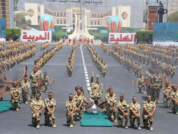 مصاريف الكلية الحربية والأوراق المطلوبة في مصر 2020