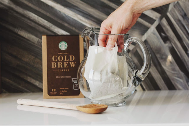 Starbucks Cold Brew Retail Pack