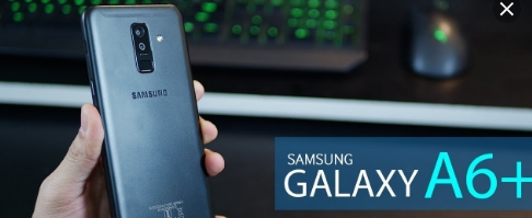 samsung galaxy a6 images camera back view