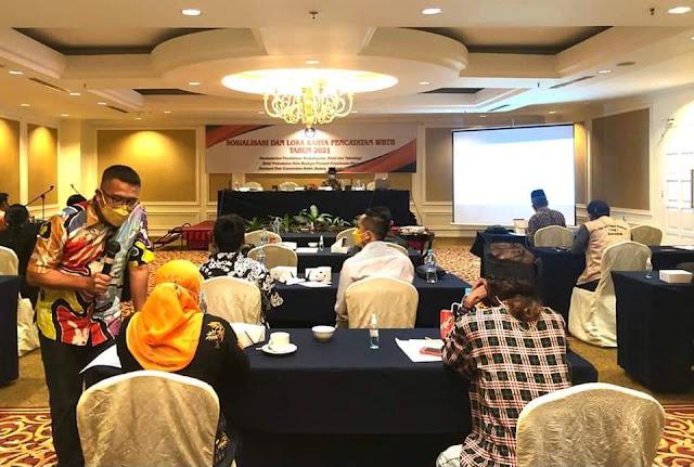 Ardiwinata Menjadi Narasumber Pada Kegiatan Sosialisasi dan Lokakarya WBTb Tahun 2021
