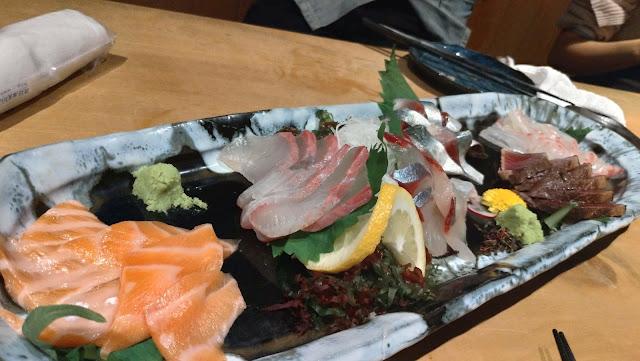 長崎駅前の美味しいおすすめ居酒屋をご案内します!魚河岸がれーじ駅前店 刺身