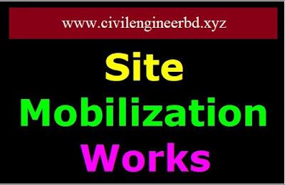 Site Mobilization