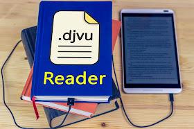 Cara membuka File DjVu di PC Windows & Mac
