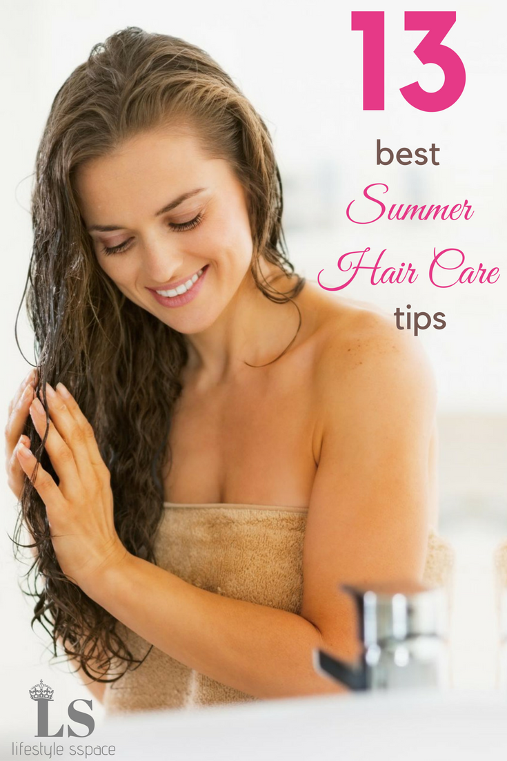 Fashion week Hair Best care tip for summer pictures for girls