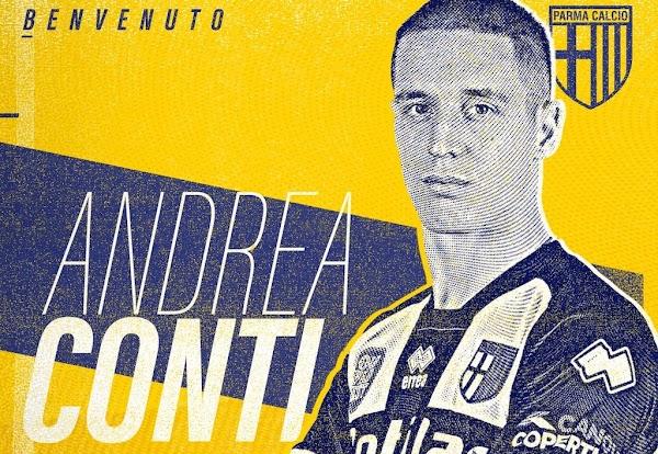 Oficial: Milan, Conti sale cedido al Parma