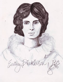 An essay on Emily Dickinson's mysticism in her poems.