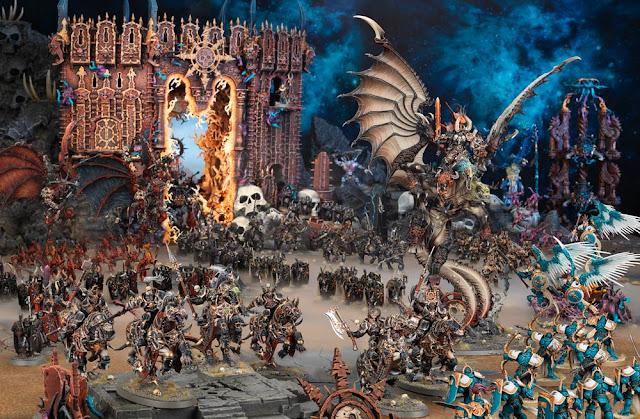 Guerreros del Caos, Everchosen y Archaon