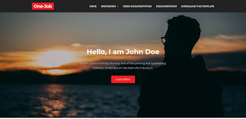 10+ Best Portfolio Blogger Templates