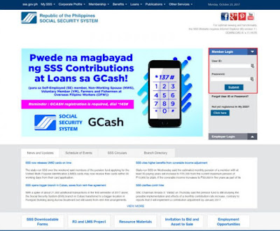 How to Apply for an SSS Salary Loan Online