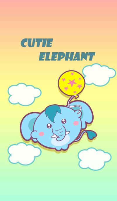 Cutie elephant