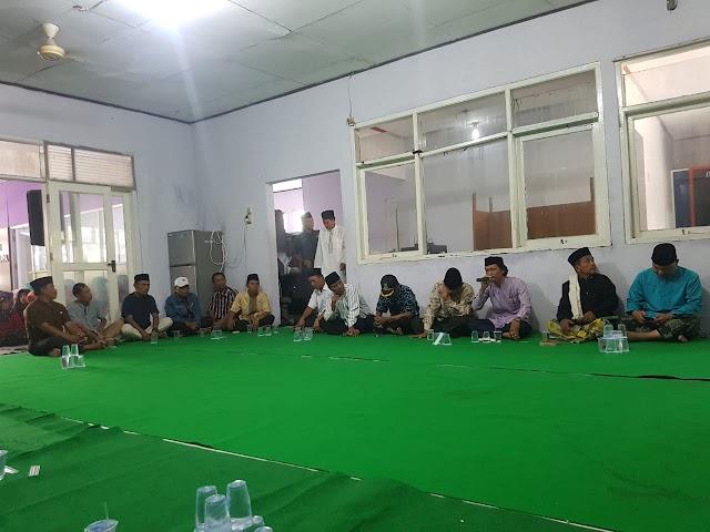 Kelurahan Salembaran Jaya Gelar Halal Bilhalal  Dan Walimahtusafar