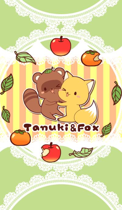 Tanuki & Fox themes