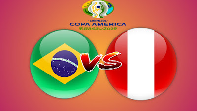 Live Streaming Brazil vs Peru Final Copa America 8.7.2019