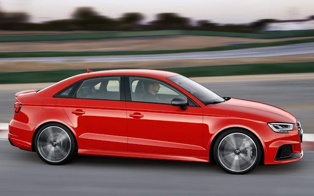 Audi RS3 Sedan 2018 - Brasil -  Preço