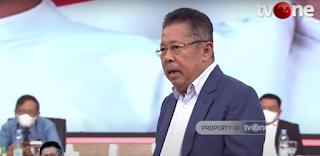 ILC Bahas Kepulangan HRS Mendadak Dibatalkan, Fadli Zon: Ada Telepon Gaib ya Bang Karni?