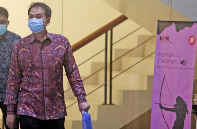 Alasan Isoman, Azis Syamsuddin Minta KPK Jadwalkan Ulang Pemeriksaan