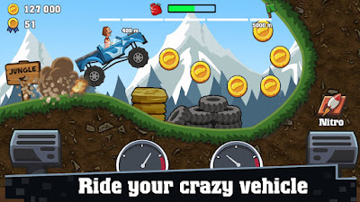 Stunt Racing – Downhill Extreme Apk for Android