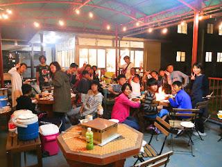 滋賀でBBQができる宿といえばジェイホッパーズ琵琶湖ゲストハウス